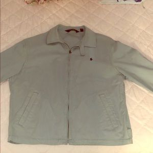 Adult Large Polo Ralph Lauren Zip Down Jacket